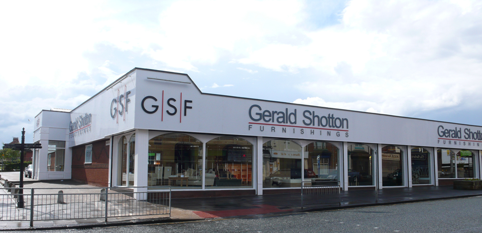 Gerald Shotton Furnishings